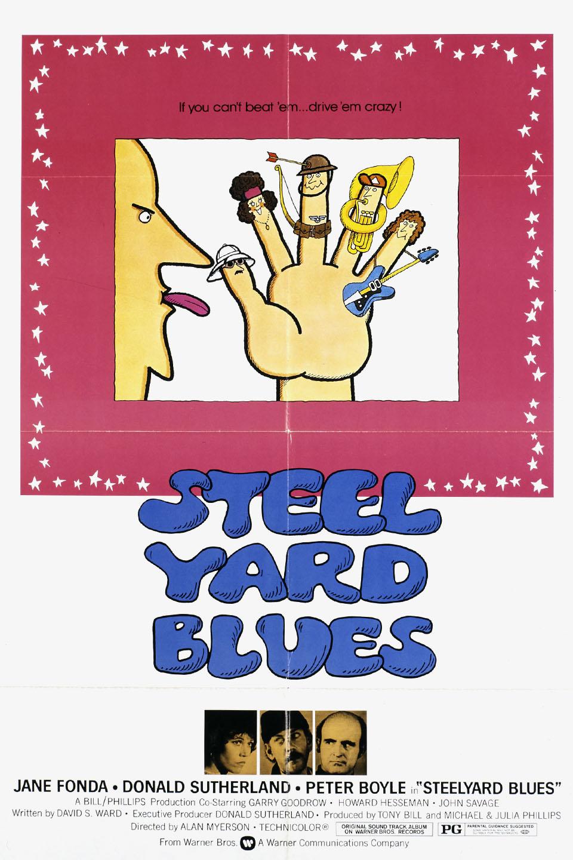 「Steel Yard Blues」の画像検索結果