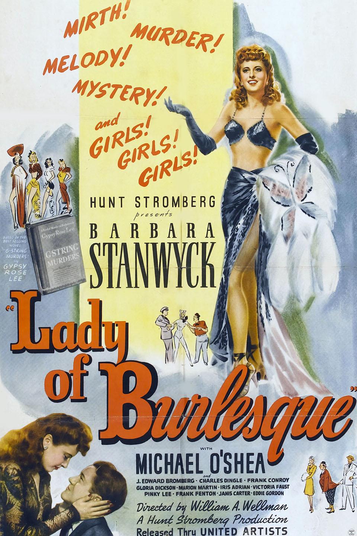Lady of Burlesque wwwgstaticcomtvthumbmovieposters342p342pv