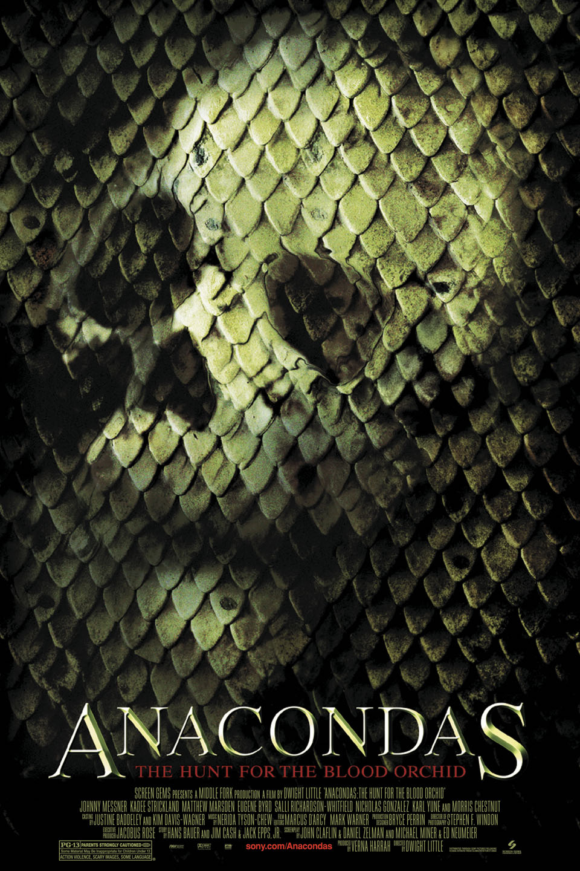 دانلود زیرنویس فیلم Anacondas: The Hunt for the Blood Orchid 2004