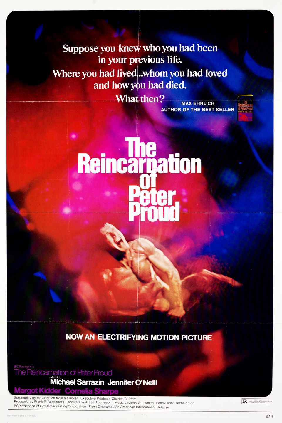 The Reincarnation of Peter Proud wwwgstaticcomtvthumbmovieposters3548p3548p