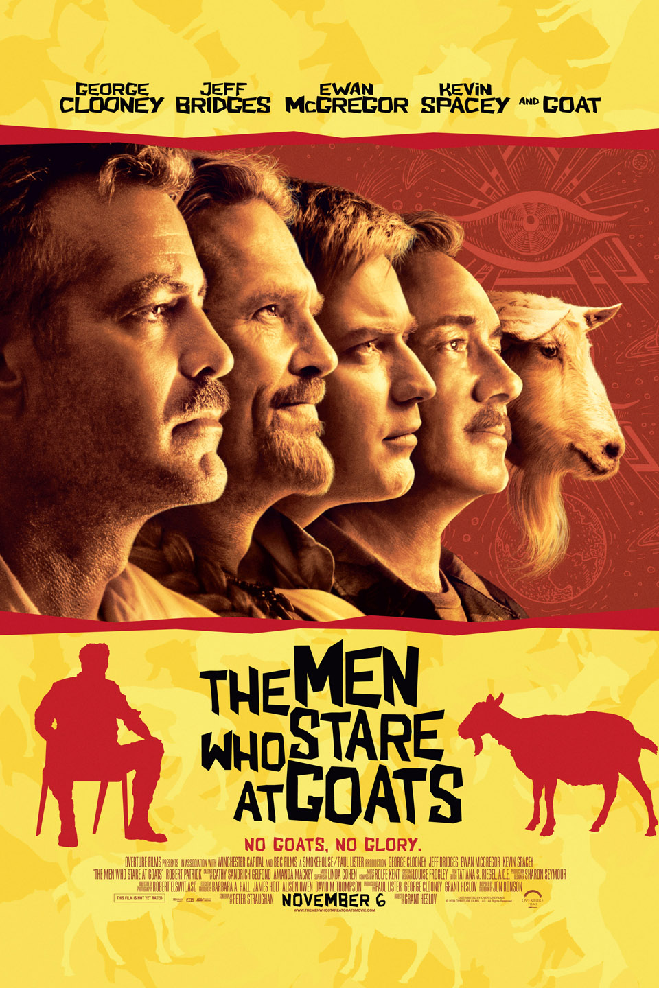 The Men Who Stare at Goats-The Men Who Stare at Goats