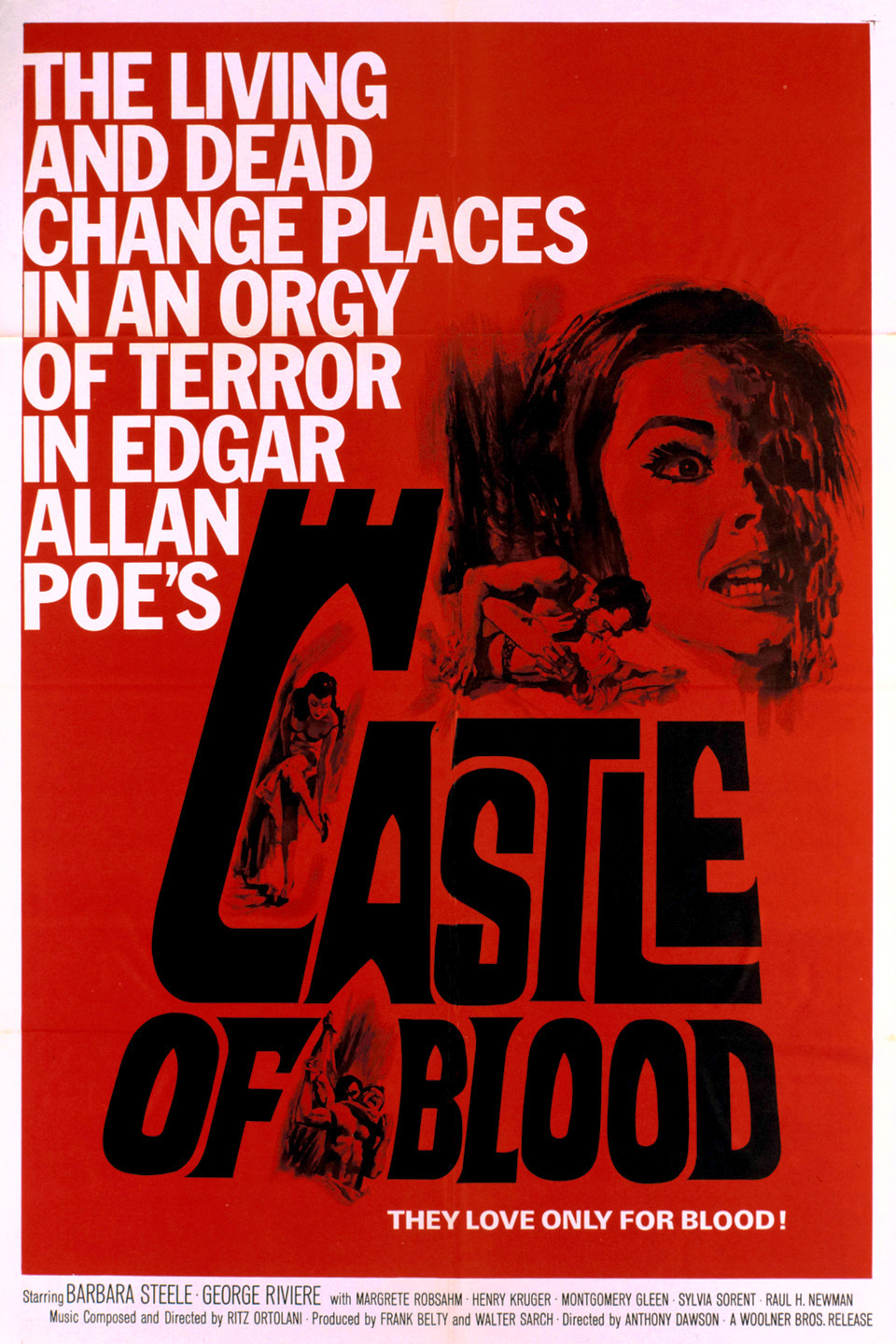 Castle of Blood wwwgstaticcomtvthumbmovieposters3634p3634p