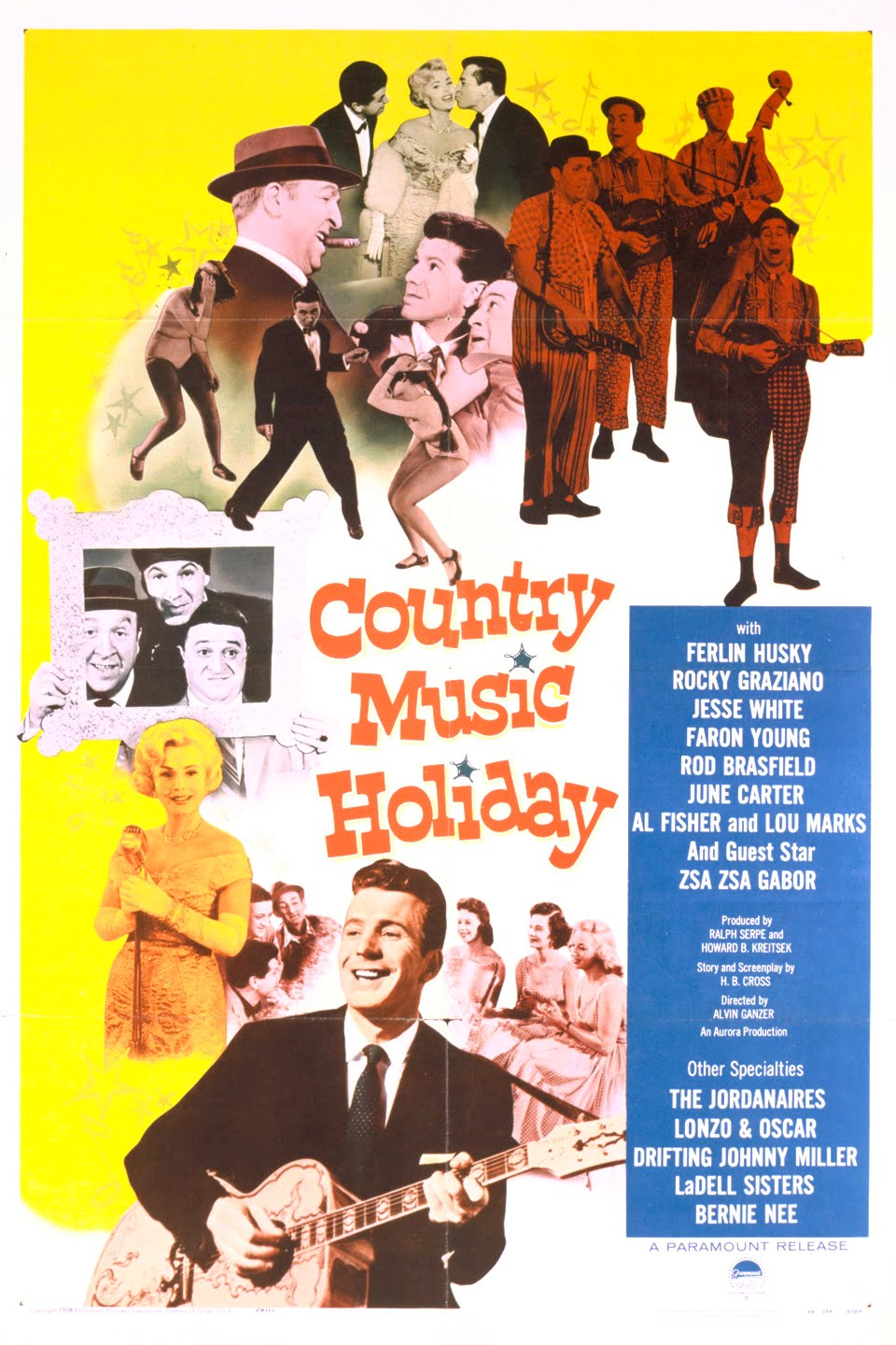 Country Music Holiday wwwgstaticcomtvthumbmovieposters36713p36713