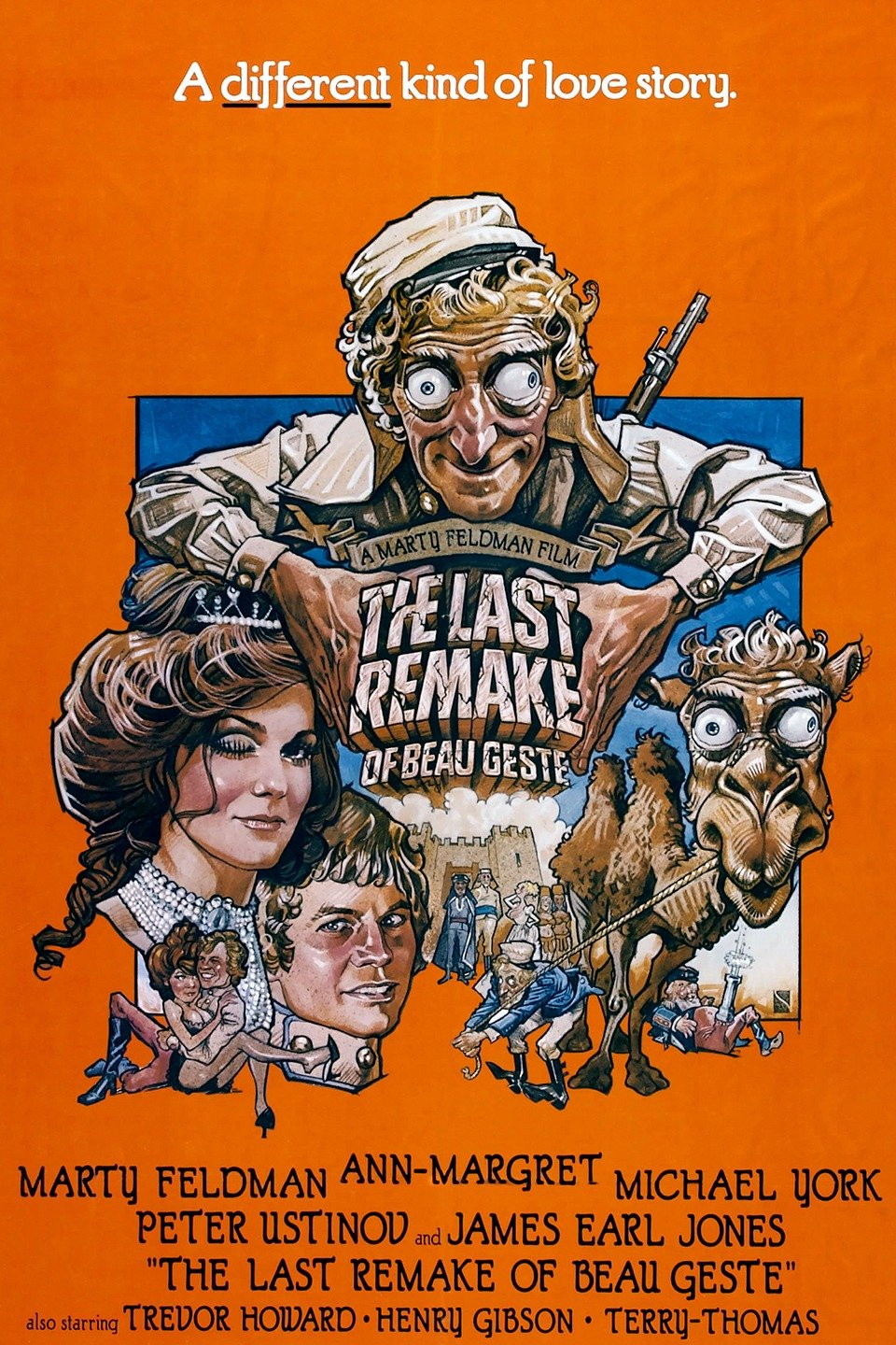 Image result for movie the last remake of beau geste