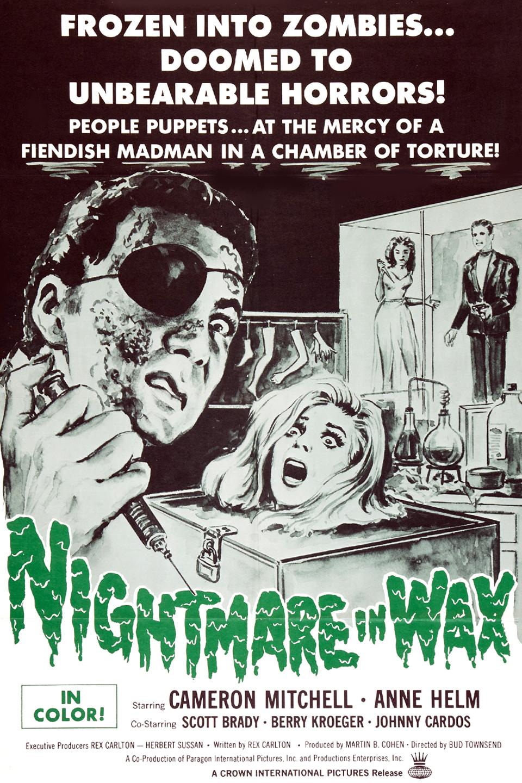 Nightmare in Wax wwwgstaticcomtvthumbmovieposters37965p37965