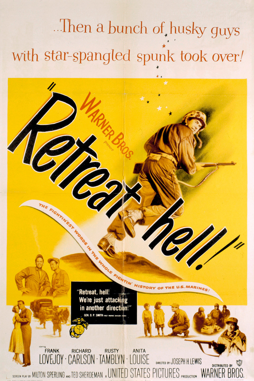 Retreat, Hell! wwwgstaticcomtvthumbmovieposters38426p38426