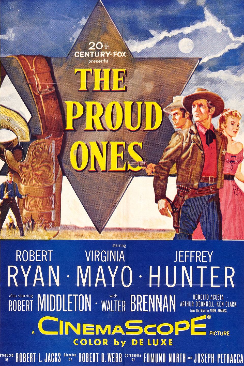 The Proud Ones wwwgstaticcomtvthumbmovieposters38540p38540