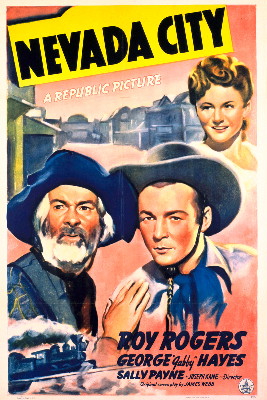 Nevada City (1941 film) wwwgstaticcomtvthumbmovieposters41086p41086