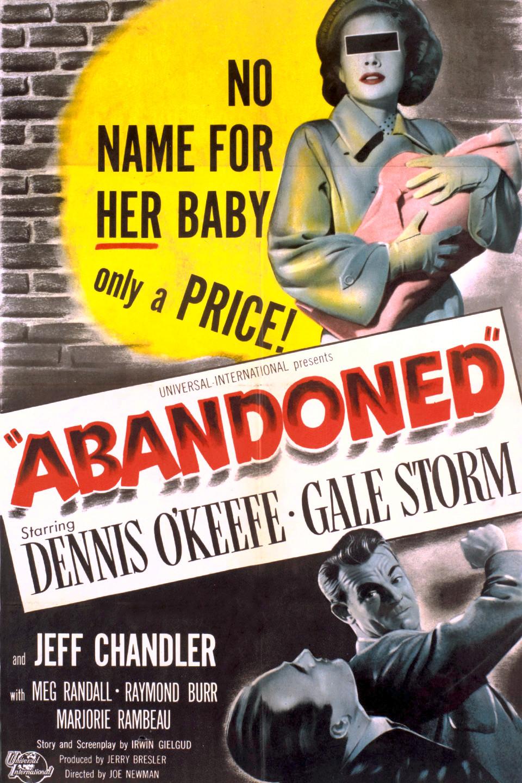 Abandoned (1949 film) wwwgstaticcomtvthumbmovieposters41337p41337