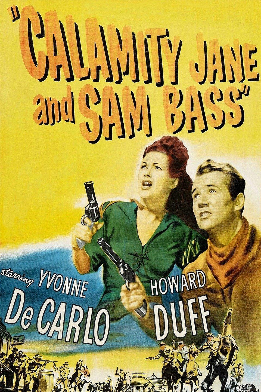 Calamity Jane and Sam Bass wwwgstaticcomtvthumbmovieposters41829p41829