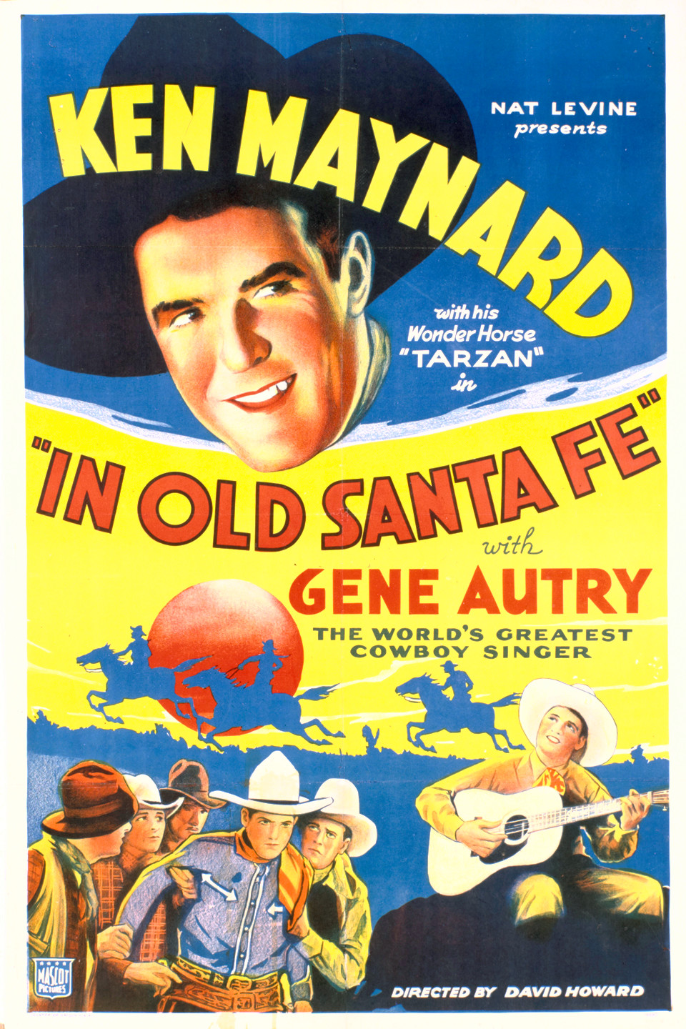 Image result for in old santa fe 1934 movie
