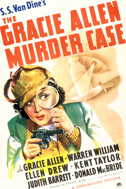 The Gracie Allen Murder Case (film) wwwgstaticcomtvthumbmovieposters43403p43403