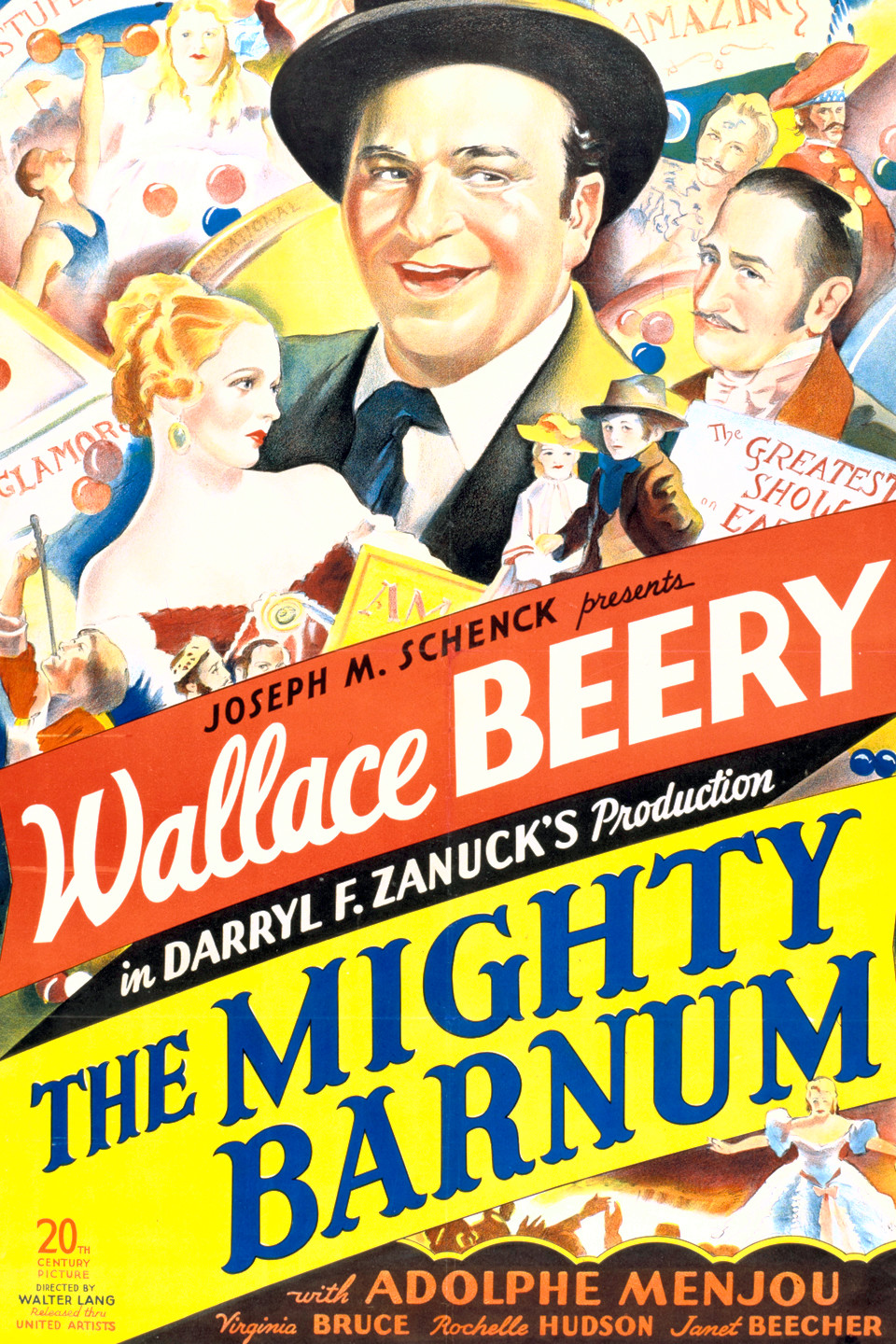 The Mighty Barnum wwwgstaticcomtvthumbmovieposters43906p43906
