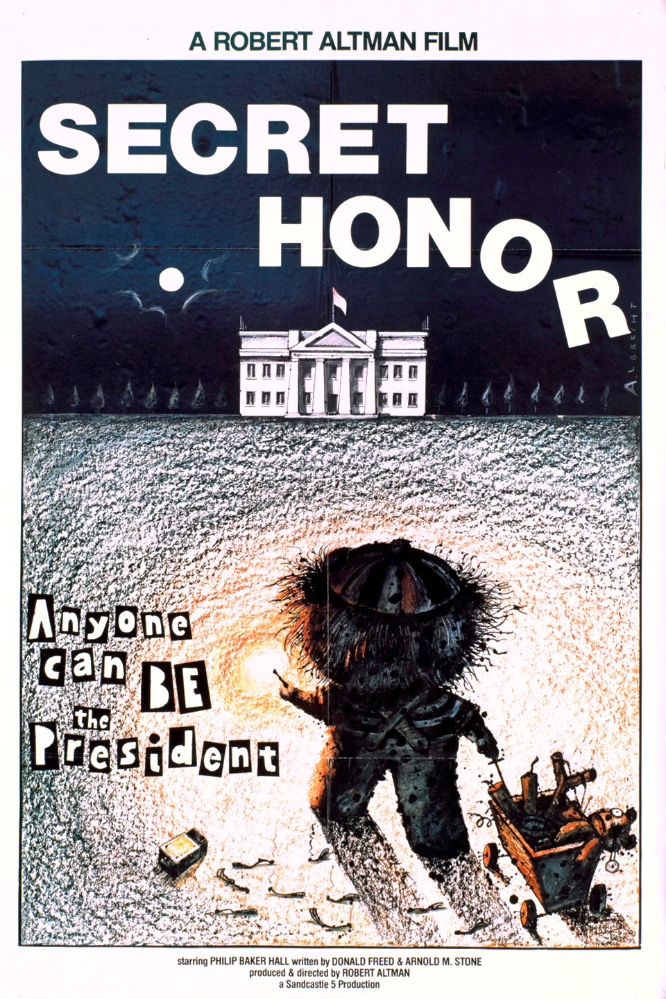 Secret Honor wwwgstaticcomtvthumbmovieposters44702p44702
