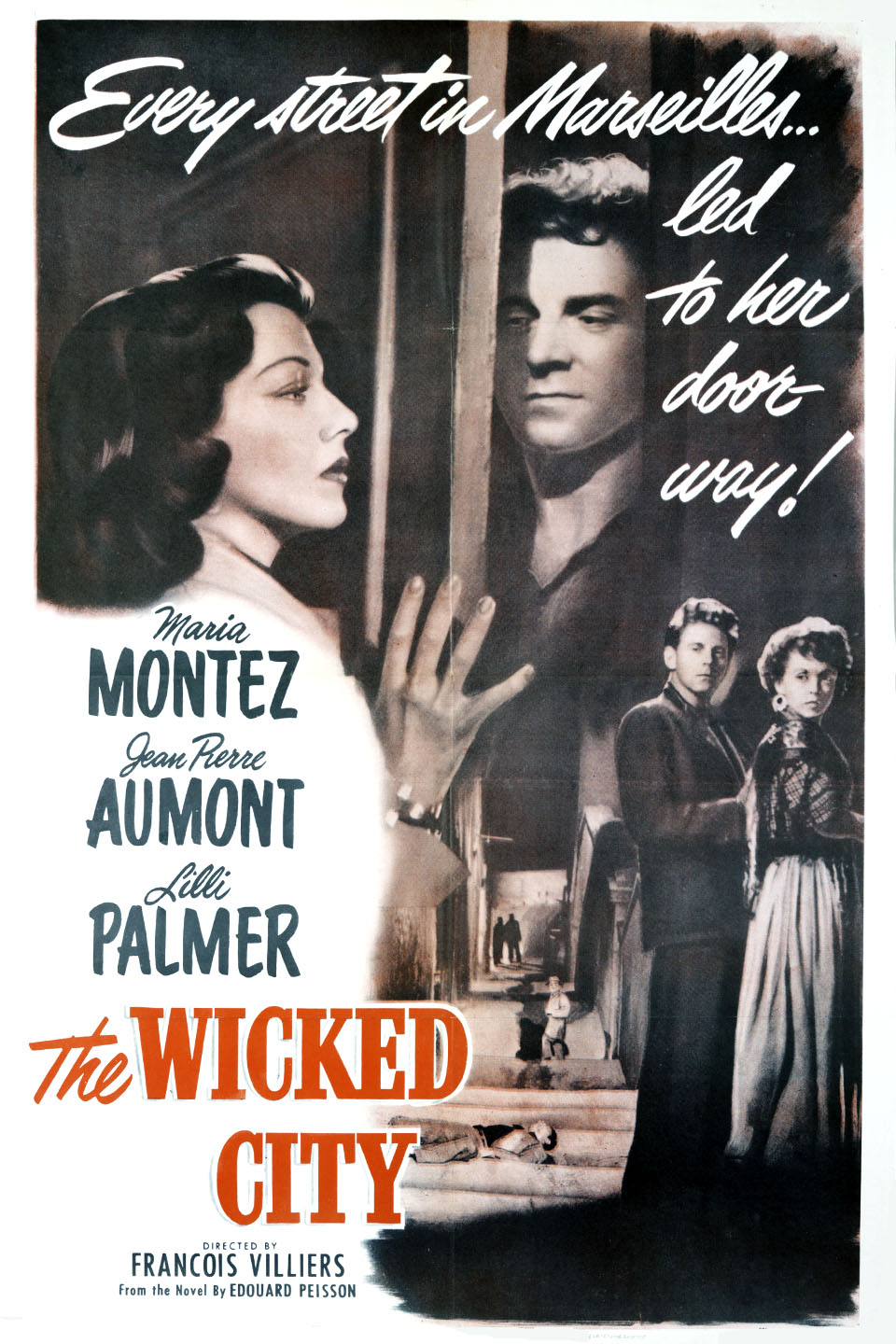 Wicked City (1949 film) wwwgstaticcomtvthumbmovieposters45413p45413