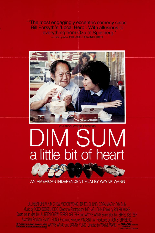 Dim Sum: A Little Bit of Heart wwwgstaticcomtvthumbmovieposters46720p46720