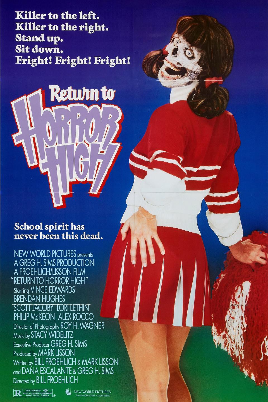 Return to Horror High wwwgstaticcomtvthumbmovieposters48119p48119