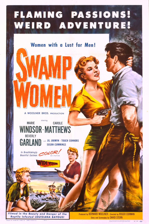 Swamp Women wwwgstaticcomtvthumbmovieposters50344p50344