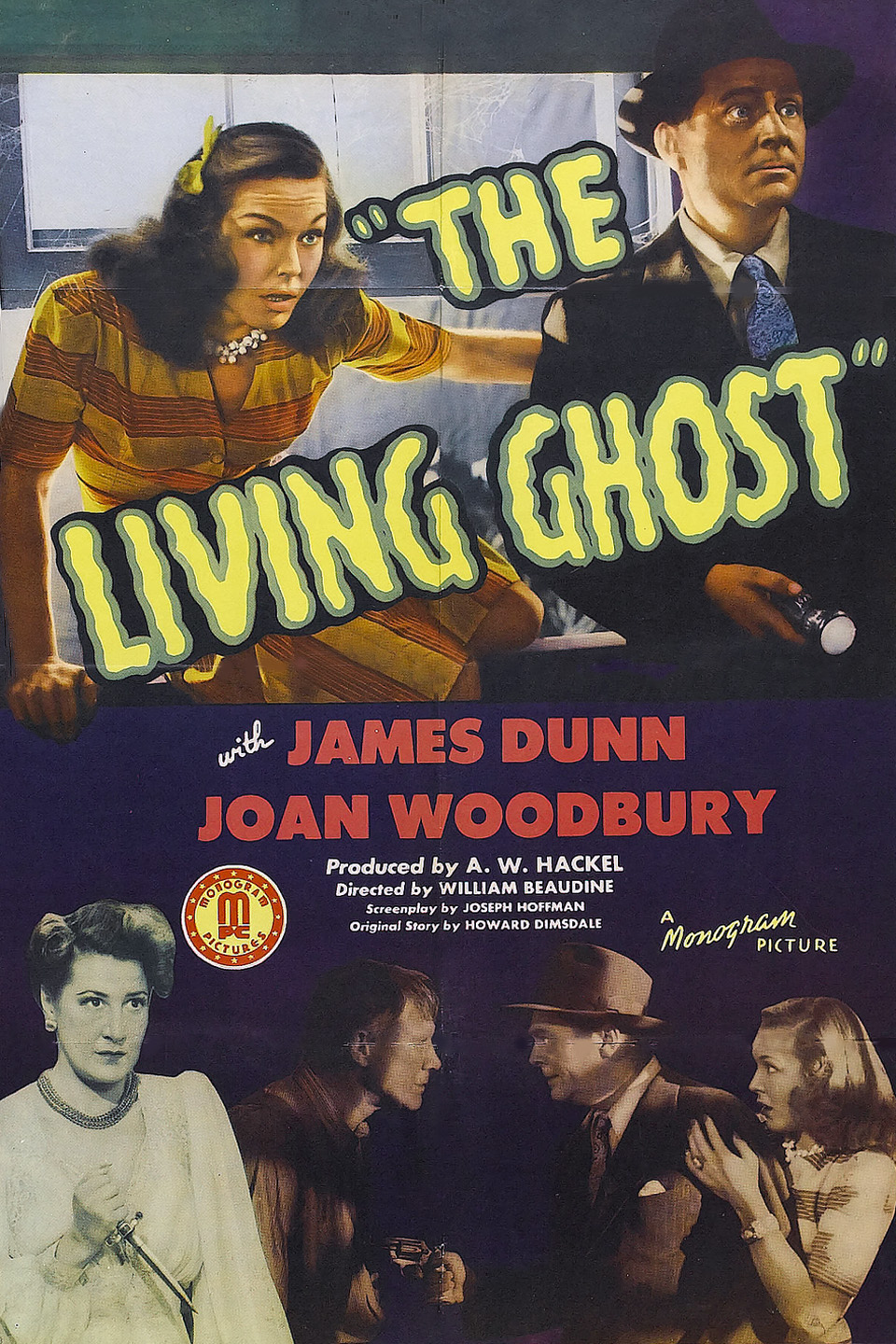 The Living Ghost wwwgstaticcomtvthumbmovieposters54975p54975