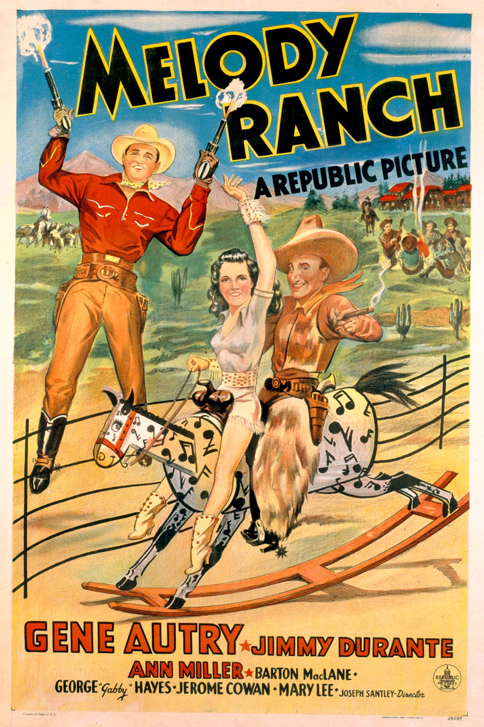 Melody Ranch wwwgstaticcomtvthumbmovieposters5713p5713p