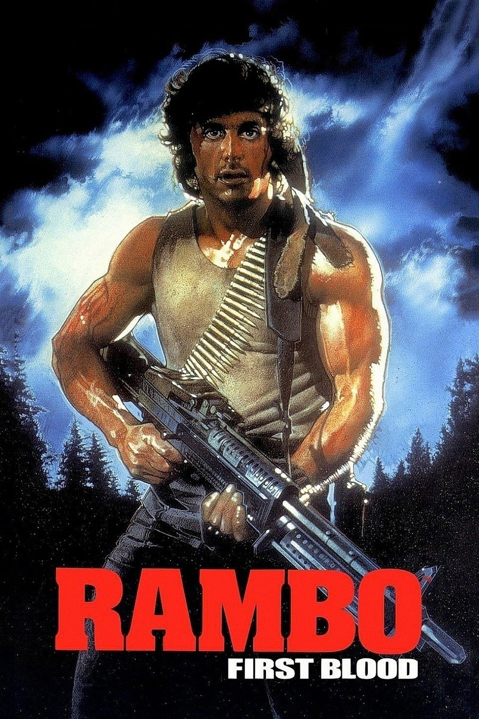 Rambo First Blood Full Movie Download HD DVDRip