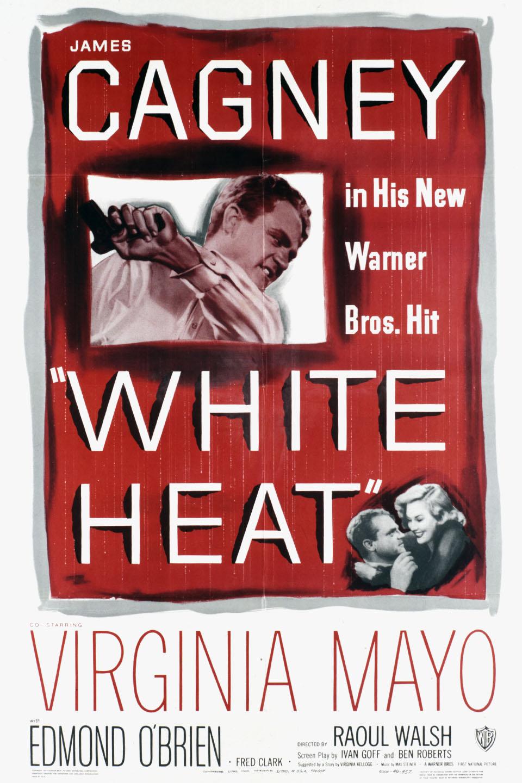 دانلود فیلم با دوبله فارسی -  اوج التهاب ۱۹۴۹ (White Heat 1949)