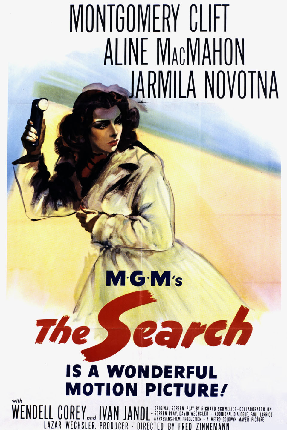 The Search wwwgstaticcomtvthumbmovieposters6724p6724p