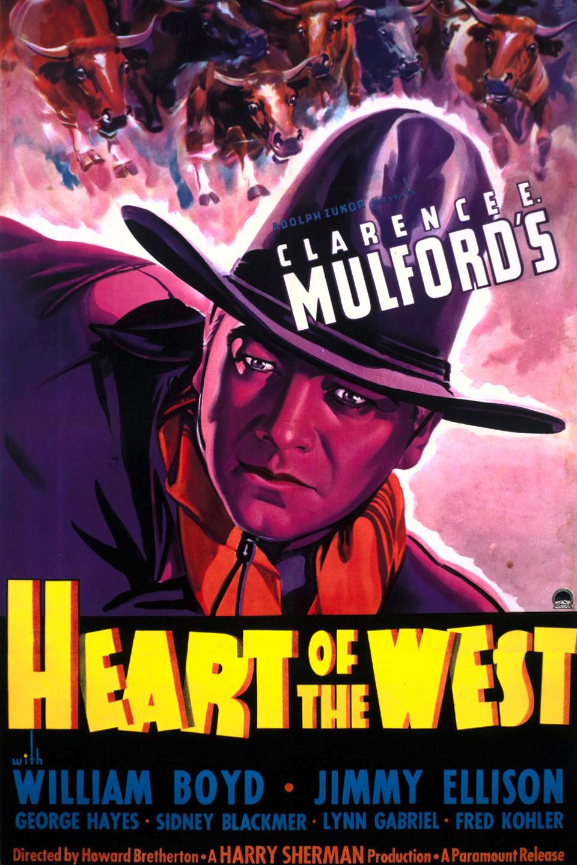 Heart of the West (film) wwwgstaticcomtvthumbmovieposters6925p6925p