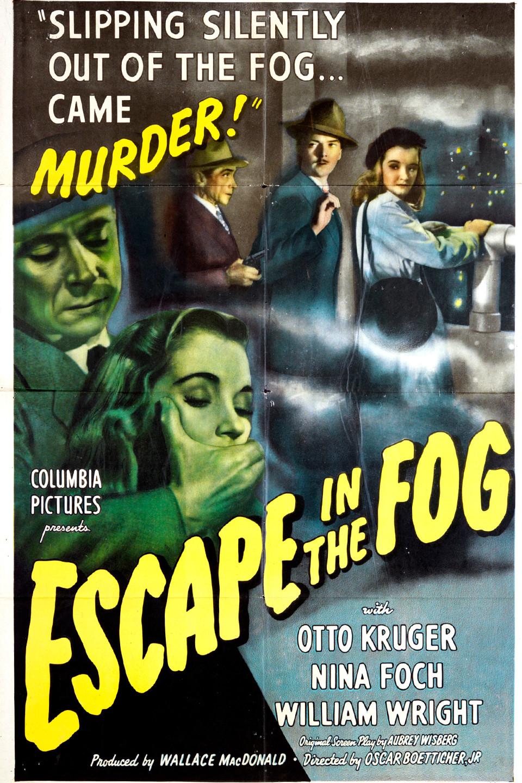 Escape in the Fog wwwgstaticcomtvthumbmovieposters74843p74843