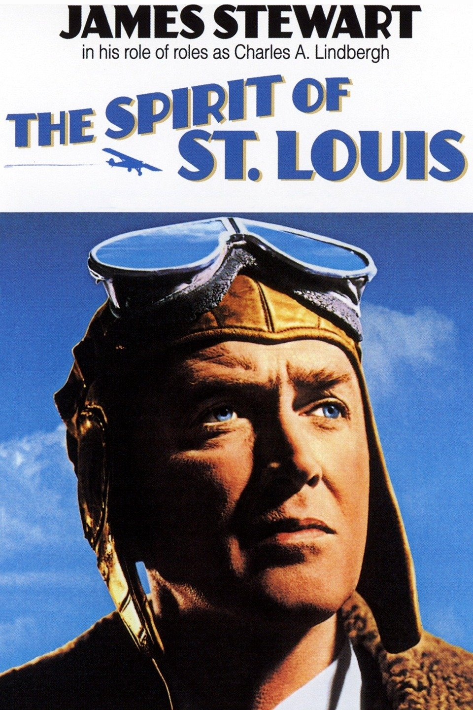 Image result for The Spirit of St. Louis 1957
