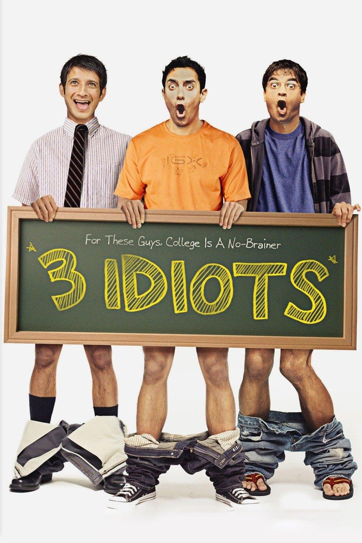 Hasil gambar untuk sinopsis 3 idiots