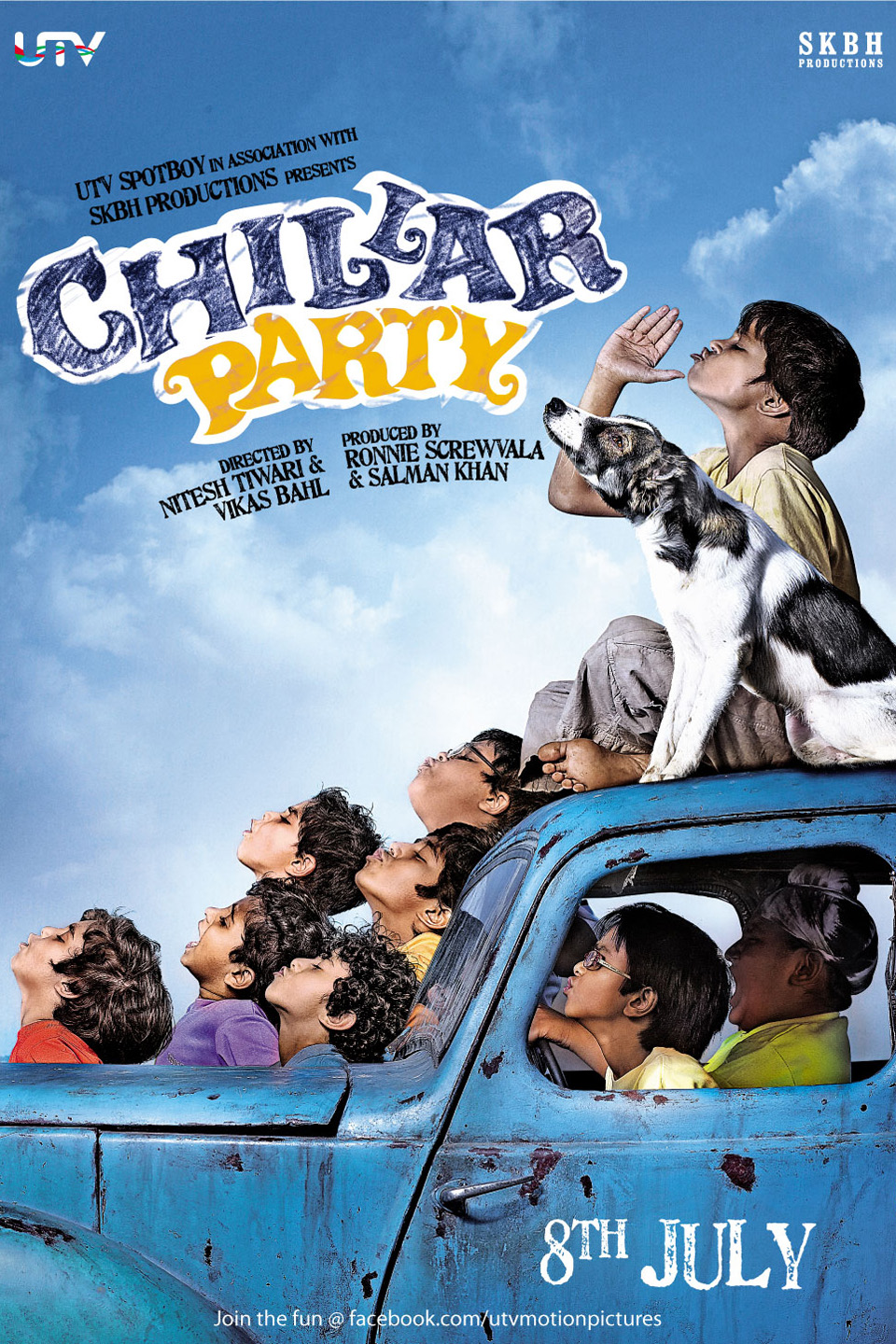 Chillar Party 2011 Hindi Full Movie HD Download 720p Bluray