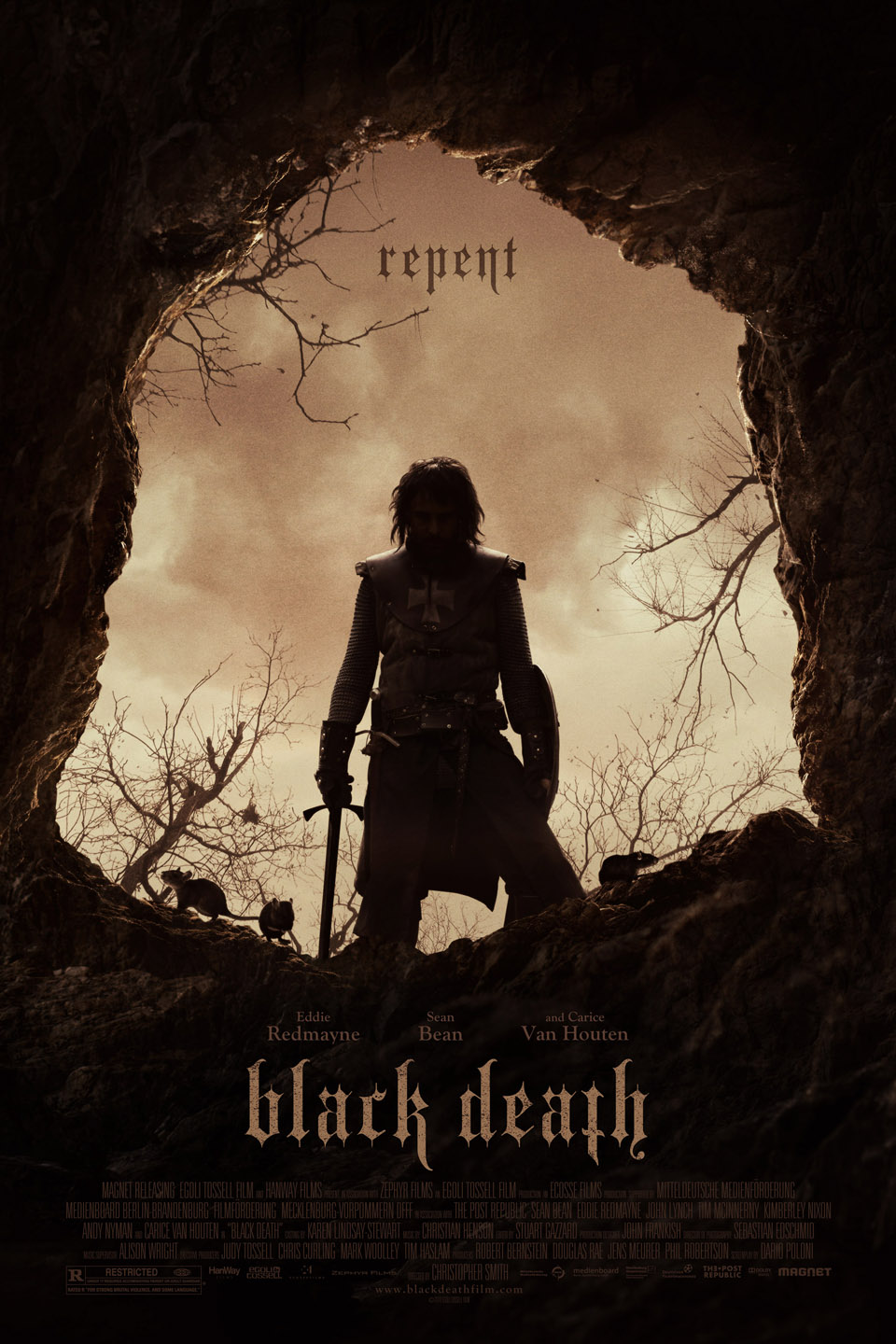 Black Death 2010 Full Movie Download BluRay 480p And 720p