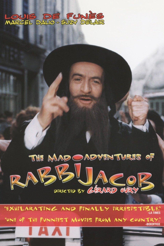 The Mad Adventures of 'Rabbi' Jacob-Les aventures de Rabbi Jacob