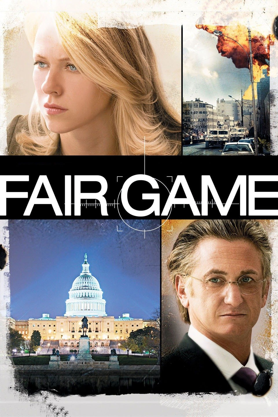 Fair Game 2010 Full Movie Download BluRay 720p 760MB