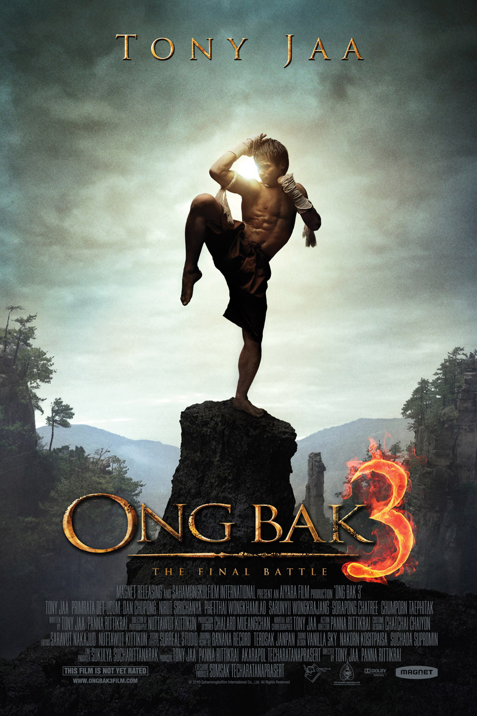 Download Ong Bak 3 (2011) BDRip Subtitle Indonesia