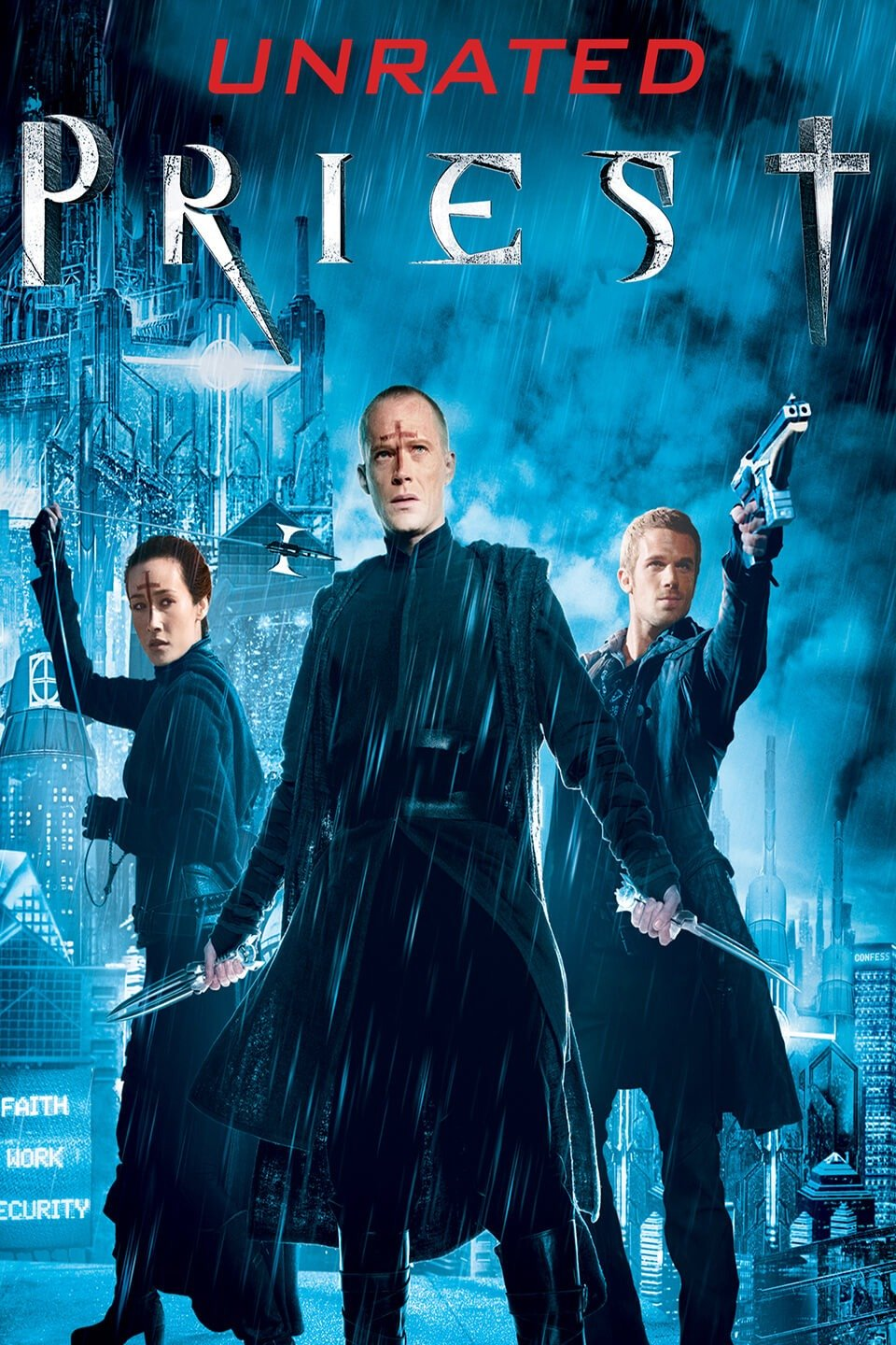 Priest (2011)[1080p][Hindi Audio Only][Dzrg Torrents] – 2.46 GB