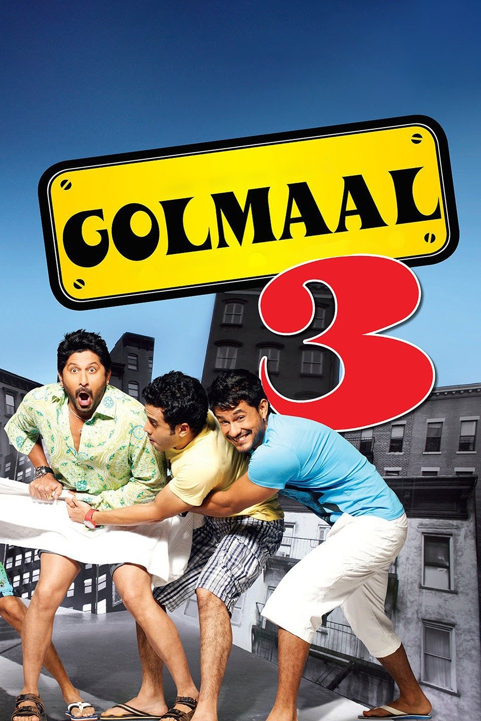 Golmaal 3 2010 720p BluRay nHD x264 GoldMovies