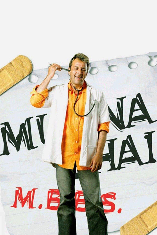 Munna Bhai MBBS 2003 Hindi Full Movie Download BluRay 480p 667MB And 720p 1.34GB