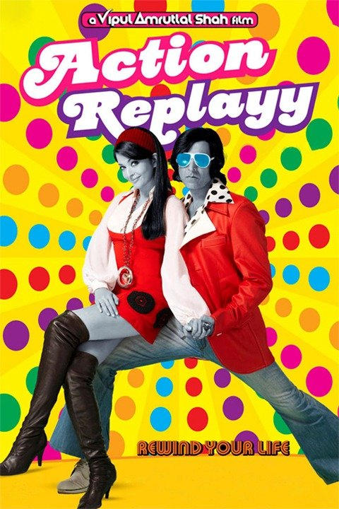 Action Replayy 2010 Hindi Full Movie HD Download 720p Bluray
