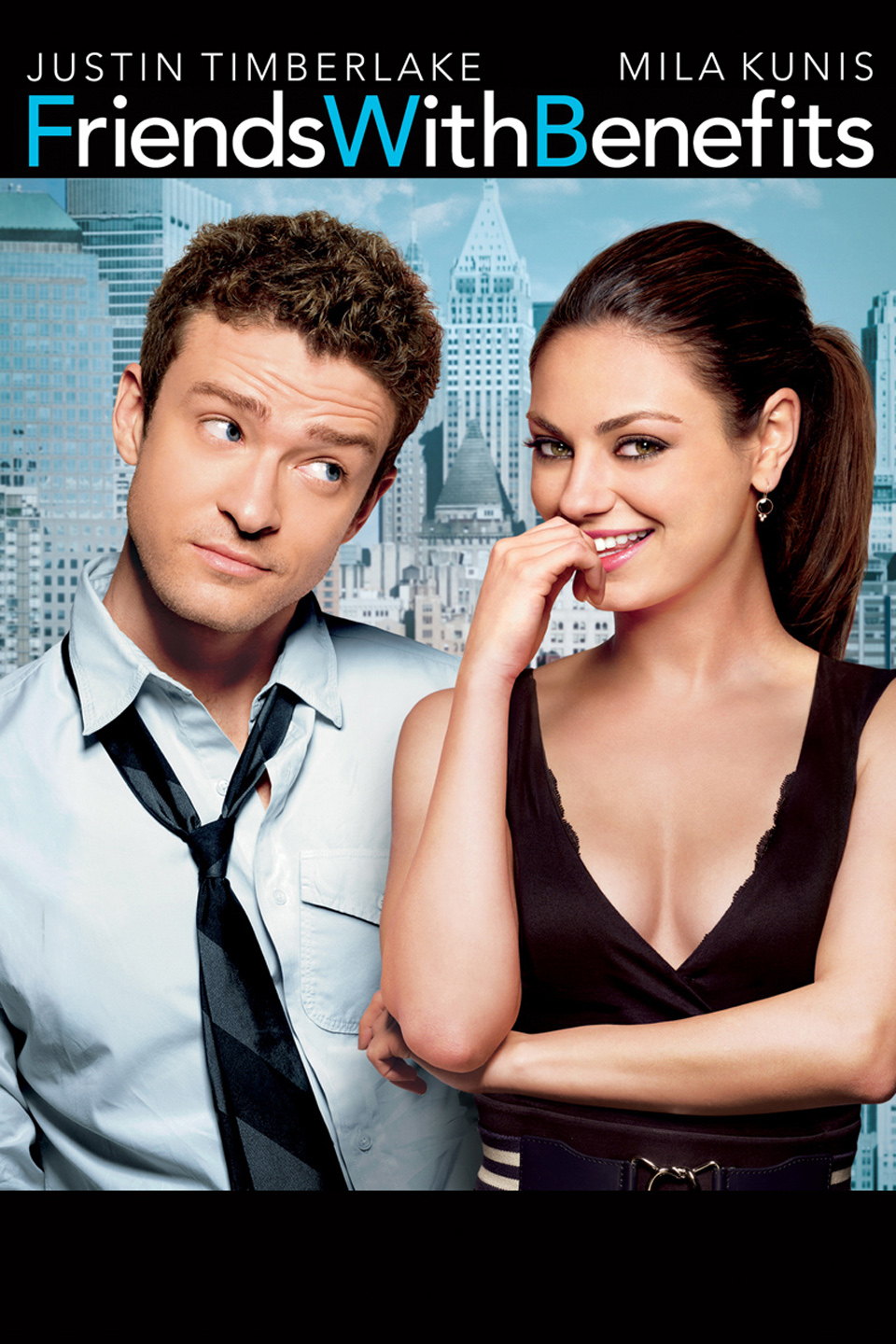 Friends With Benefits (2011)[1080p][Hindi Audio Only][DZRG] – 3.73 GB