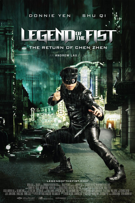 Legend of the Fist: The Return of Chen Zhen-Jing wu feng yun: Chen Zhen