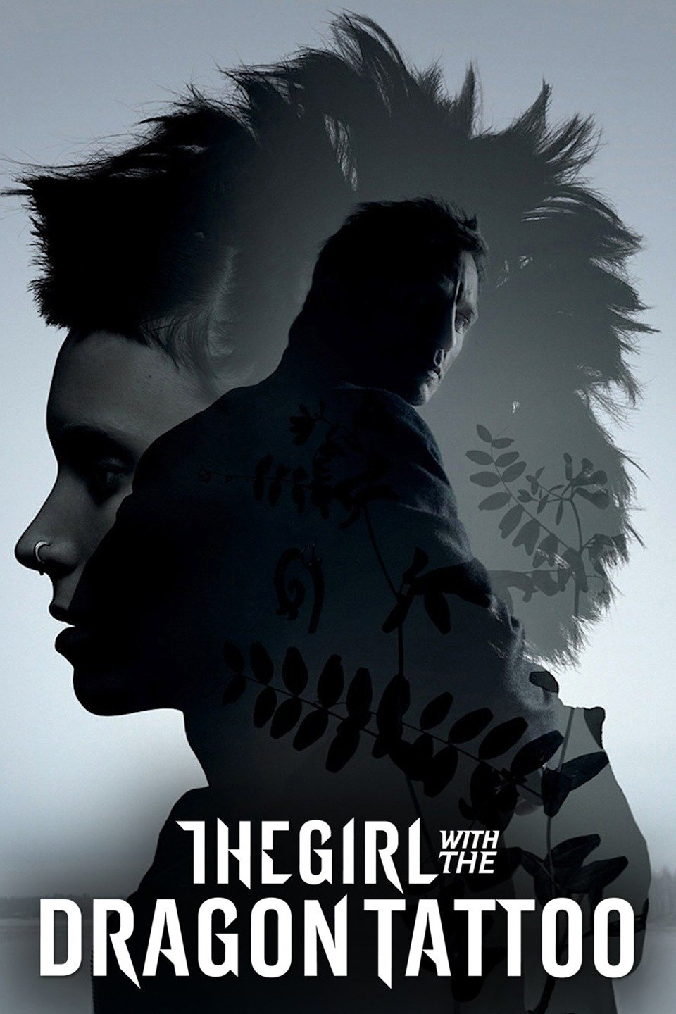 The Girl With The Dragon Tattoo(2011)[1080p][Hindi Audio Only][Dzrg Torrents] ~ 3.50 GB