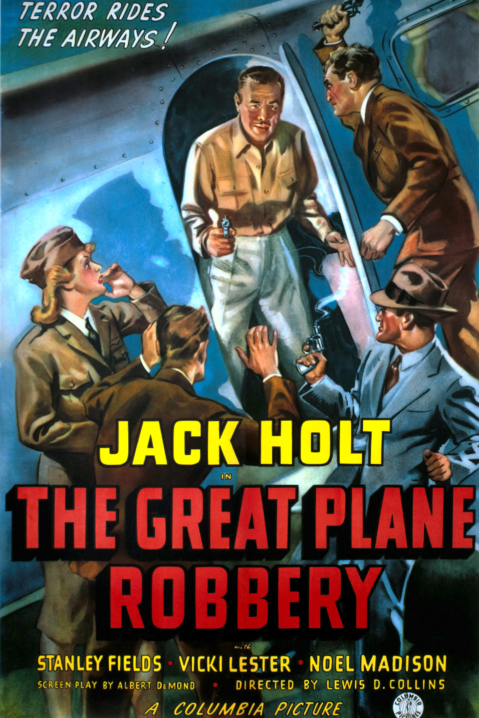 The Great Plane Robbery (1940 film) wwwgstaticcomtvthumbmovieposters8719080p871