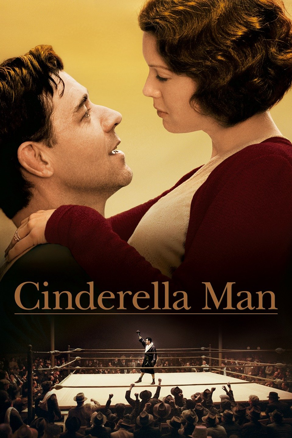 Cinderella Man Movie Sales Person's Outlook Most Important Emotion
