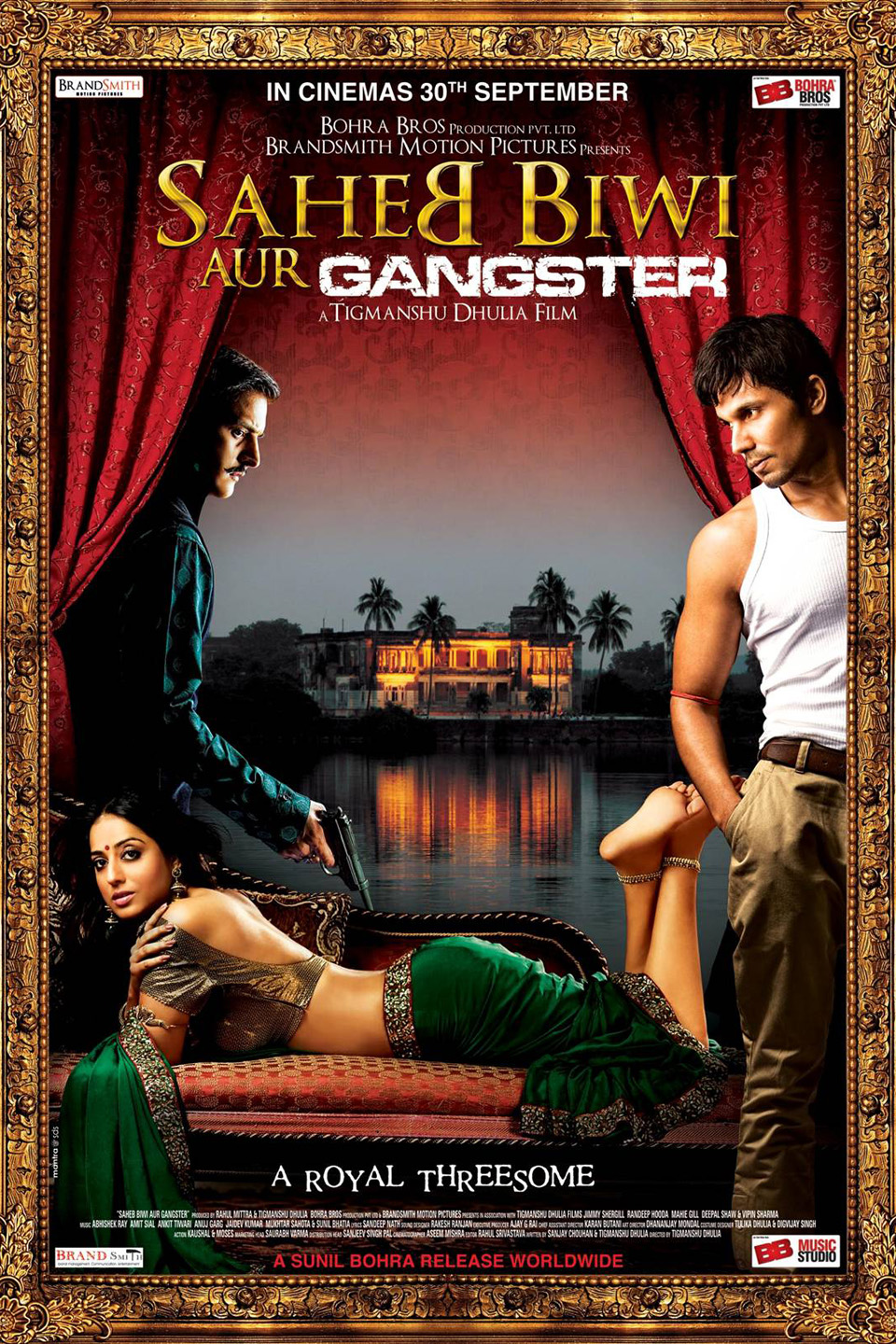 Saheb Biwi Aur Gangster 2011 Hindi Full Movie HD Download 720p Bluray