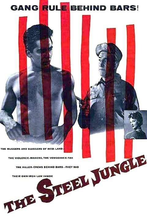 The Steel Jungle wwwgstaticcomtvthumbmovieposters91952p91952
