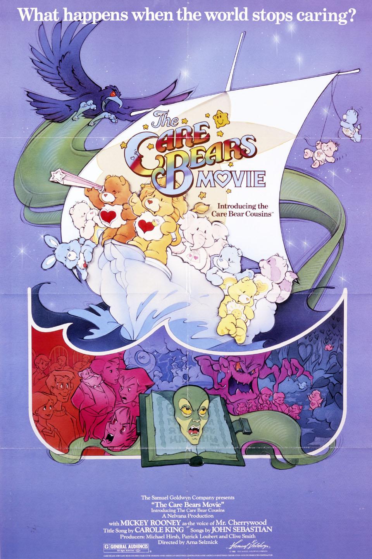 The Care Bears Movie wwwgstaticcomtvthumbmovieposters9199p9199p
