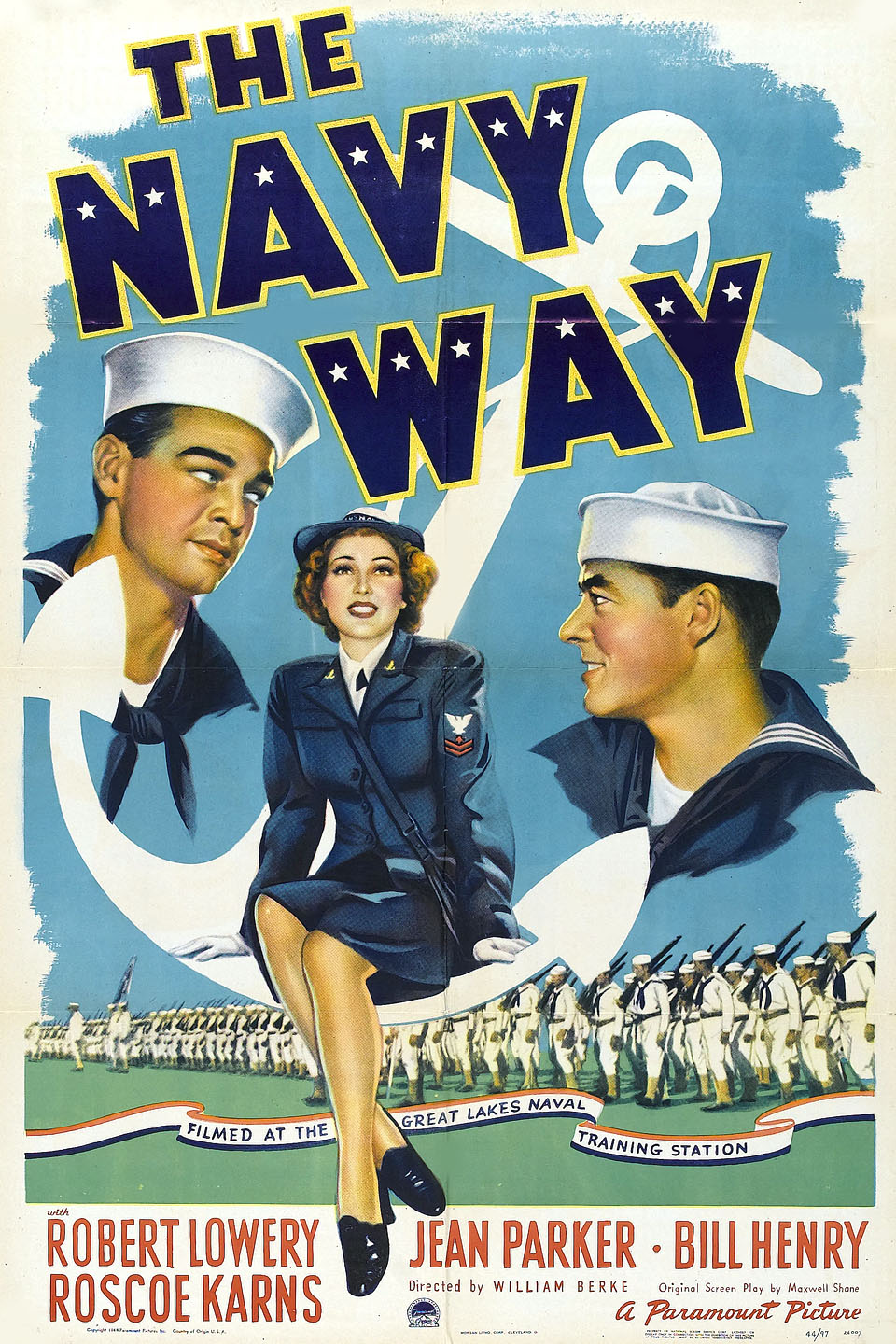 The Navy Way wwwgstaticcomtvthumbmovieposters92486p92486