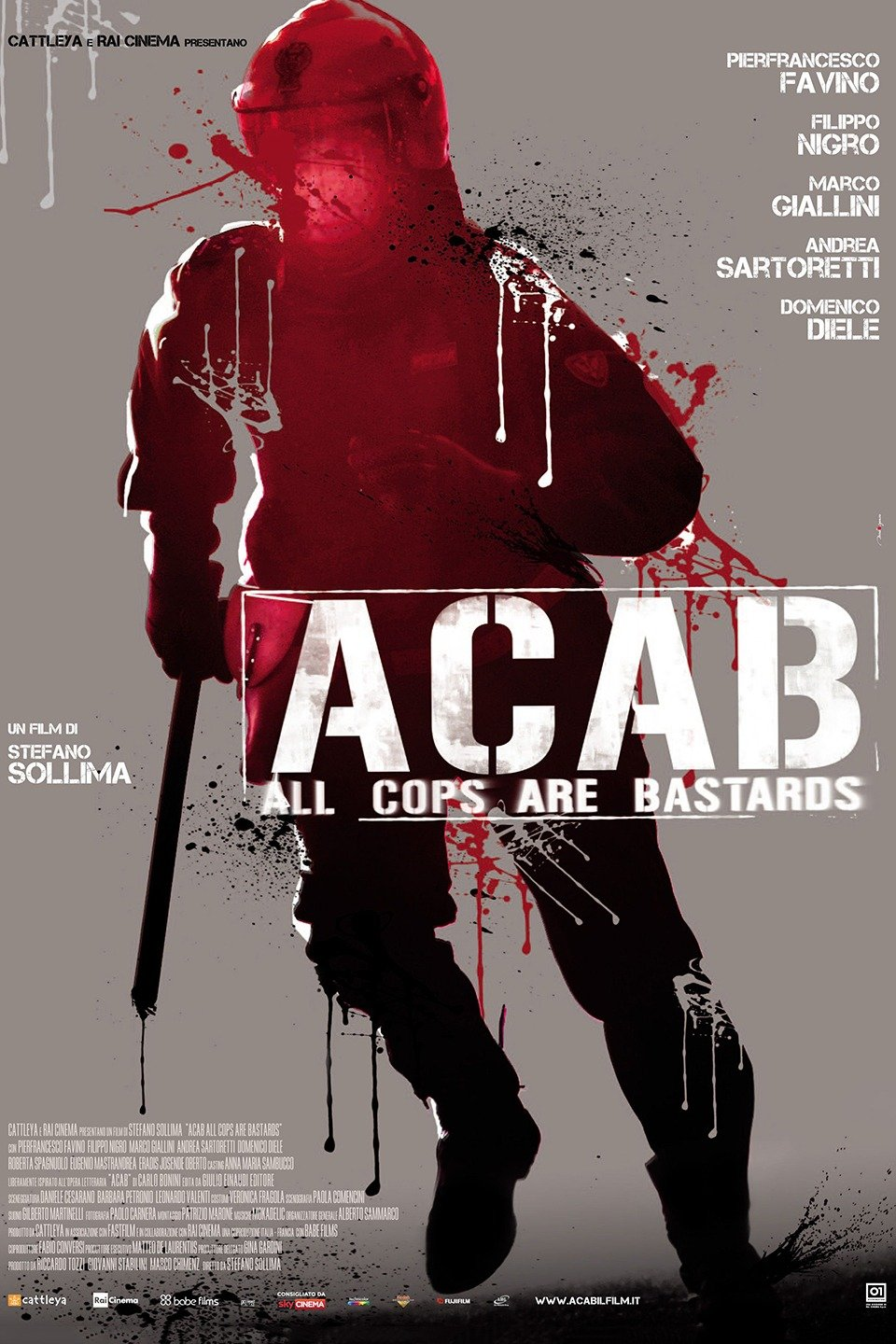 A.C.A.B.-ACAB - All Cops Are Bastards